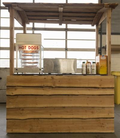 Hotdogkar huren in regio Den Bosch