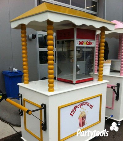 Popcornmachine huren in regio Den Bosch